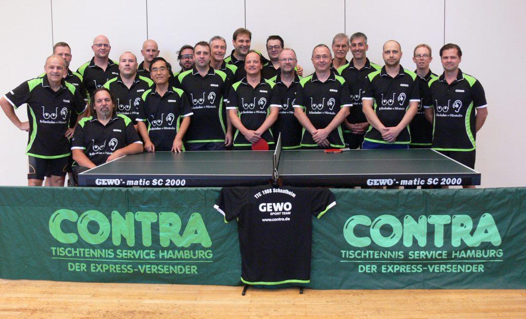 Tischtennis Turnier Schaafheim