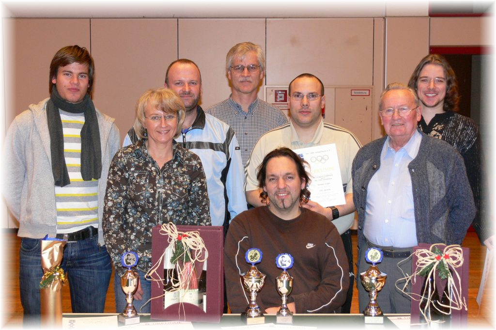 Tischtennis Verein Schaafheim